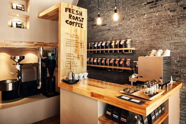 ιδεες για μικρα καφε